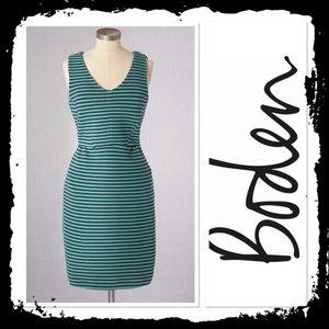Boden Vintage Ponte Dress